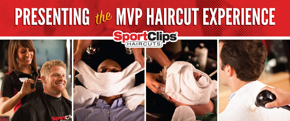 The Sport Clips Haircuts of Southshore Shops MVP Haircut Experience